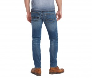 Hlače  Jeansy muške  Oregon Tapered  3116-5764-068
